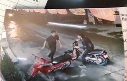 Truy tìm nghi phạm sát hại tài xế trước sân vận động QG Mỹ Đình