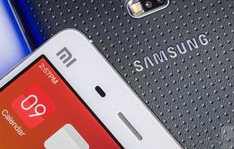 """Xiaomi cho Samsung """"hít khói"""" ở Ấn Độ"""