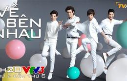 """Phim truyện Đài Loan """"Về bên nhau"""" lên sóng VTV3"""