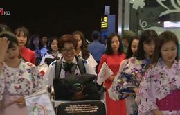 Nhật Bản tăng cường tiếp nhận thực tập sinh Việt Nam