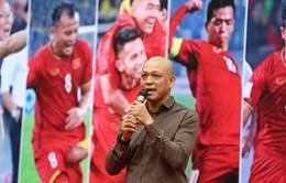 Khoảnh khắc của bóng đá Việt Nam thông qua những bức ảnh