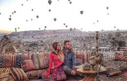 Cặp đôi chi gần 350 triệu mỗi người để vi vu khắp 33 nước trong vòng 10 tháng