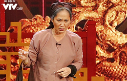 """""""Mẹ chồng"""" Lan Hương choáng khi tập Táo quân 2019"""