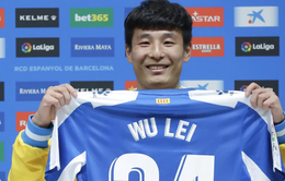 """""""Kẻ dội bom"""" người Trung Quốc tự tin gây bão La Liga"""