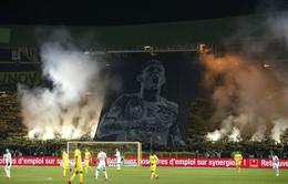 Lễ tưởng niệm Emiliano Sala đẫm nước mắt tại Ligue 1