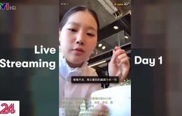 Trung Quốc cấm các cô gái quay video trực tuyến ăn mặc hở hang