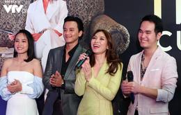 Mỹ Tâm tươi hết cỡ trong buổi ra mắt phim điện ảnh đầu tay tại Hà Nội