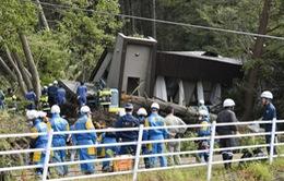 Động đất mạnh 5 độ richter làm rung chuyển tỉnh Kumamoto, Nhật Bản
