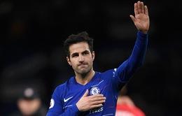 Fabregas gửi thông điệp đến các CĐV Chelsea