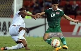 Asian Cup 2019: Trụ cột gặp chấn thương, ĐT Iraq thiệt quân trước trận gặp ĐT Việt Nam