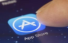 Apple kiếm bộn tiền từ App Store trong dịp nghỉ lễ