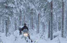 Chuyến thám hiểm đầu năm đặc biệt tại Phần Lan