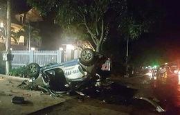 Khởi tố lái xe say rượu lái ôtô 107 km/h làm 3 người thiệt mạng