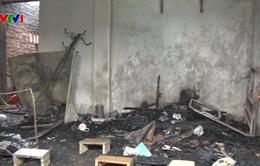 Cháy nhà tại Cao Bằng, 1 người thiệt mạng