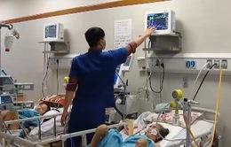 Hà Nội: Gia tăng bệnh nhân cao tuổi nhập viện vì thời tiết lạnh