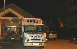 Đắk Lắk: Bắt giữ xe thư báo vận chuyển hàng cấm