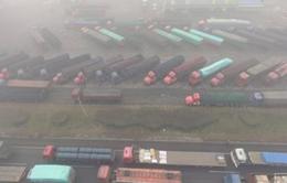 Trung Quốc siết chặt kiểm soát xe tải gây ô nhiễm
