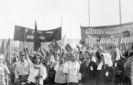 Điện mừng Ban Chấp hành Trung ương Đảng Nhân dân Campuchia