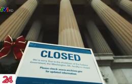 Những ảnh hưởng trông thấy từ việc Chính phủ Mỹ đóng cửa
