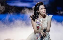 Thu Phương khiến khán giả phát cuồng khi lần đầu hát nhạc An Thuyên