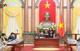 Phó Chủ tịch nước Đặng Thị Ngọc Thịnh gặp mặt tri ân những tấm lòng vàng