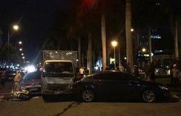 Xe tải đâm xe chờ đèn đỏ ở Đà Nẵng quá hạn kiểm định 3 tháng