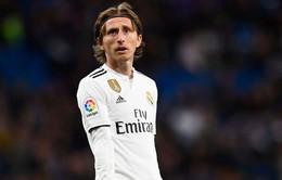 Modric thừa nhận Real thua vì đá kém, không phải do trọng tài
