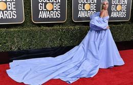 Lady Gaga diện váy lọ lem, nổi bật trên thảm đỏ Quả cầu vàng 2019