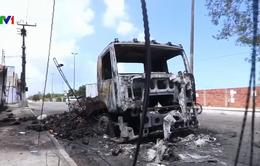 Brazil điều binh sĩ ngăn chặn bạo loạn