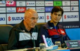 HLV Sven Goran Eriksson quyết làm nên bất ngờ trước Hàn Quốc cùng ĐT Philippines