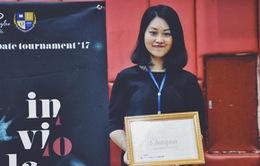 Nữ sinh trường Ams giành học bổng 6 tỷ đồng của ĐH Ivy League danh giá
