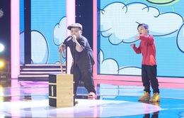 """Xuất hiện Rapper nhí 6 tuổi khiến dàn nghệ sĩ Biệt tài tí hon """"bấn loạn"""""""