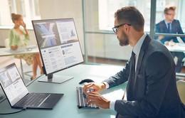 Dell ra mắt 4 mẫu màn hình UltraSharp tại Việt Nam