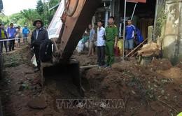 Vụ nổ bom ở Quảng Ngãi: Dừng ngay thi công để rà phá bom mìn
