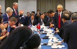 Đàm phán thương mại Mỹ - Trung bước sang ngày thứ 2