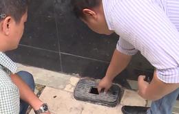 TP.HCM: Hàng chục hộ dân bị mất trộm đồng hồ nước