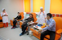Mông Cổ: hơn 70% người dân tình nguyện hiến máu