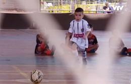 Cậu bé có thể là Messi trong tương lai