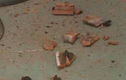 Nổ bom trên công trình đang thi công tại Quảng Ngãi