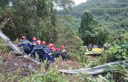 Phó Thủ tướng gửi lời thăm hỏi tới các nạn nhân vụ xe khách rơi xuống vực ở đèo Hải Vân