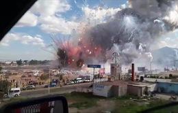 Nổ khí gas tại Trung Quốc, 9 người bị thương