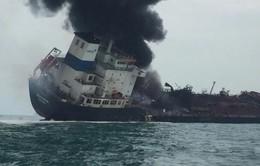 Hong Kong công bố danh sách nạn nhân vụ cháy tàu Việt Nam tại Trung Quốc