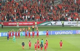 Asian Cup 2019: HLV Park Hang Seo đặt mục tiêu ĐT Việt Nam có điểm trước ĐT Iran