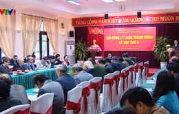 Kỳ họp thứ 9 Hội đồng Lý luận Trung ương