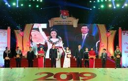 Sao mai Nguyễn Thu Hằng là gương mặt trẻ Thủ đô tiêu biểu 2018