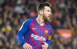 Messi và kỷ lục trước Levante