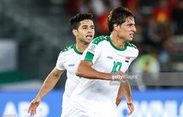 Ghi bàn vào lưới ĐT Việt Nam, sao Iraq lập kỷ lục ở Asian Cup