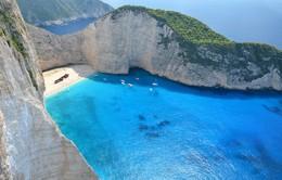 """Bãi biển tình tứ của """"Hậu duệ mặt trời"""" đẹp nhất thế giới"""