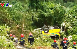 Toàn cảnh vụ tai nạn tại đèo Hải Vân khiến 21 người thương vong