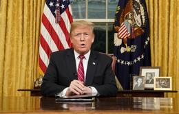 Tổng thống Mỹ tuyên bố tình trạng khủng hoảng tại biên giới